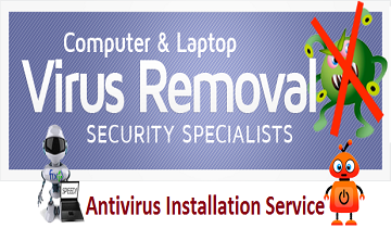 acer laptop antivirus installation service